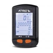 GPS Atrio Steel para Ciclismo Resistente à Água Recarregável Preto - BI132