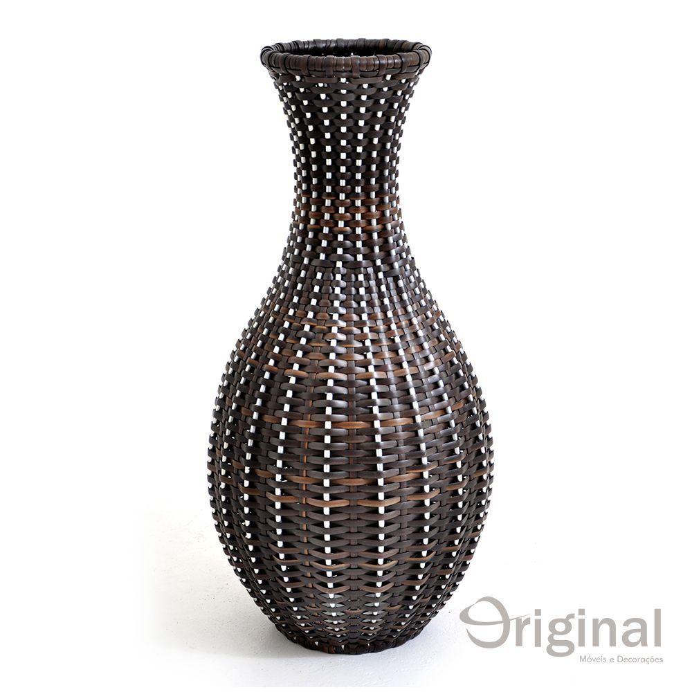 Cachepot Garrafão de Fibra Sintética Original Móveis