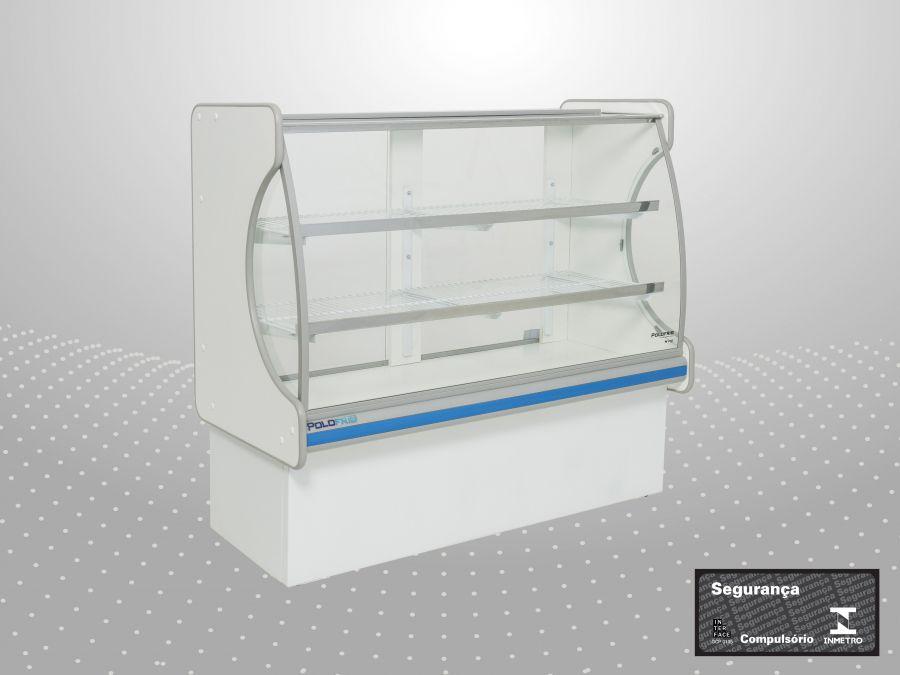 Vitrine seca 1,25 VSC pop luxo (6005)