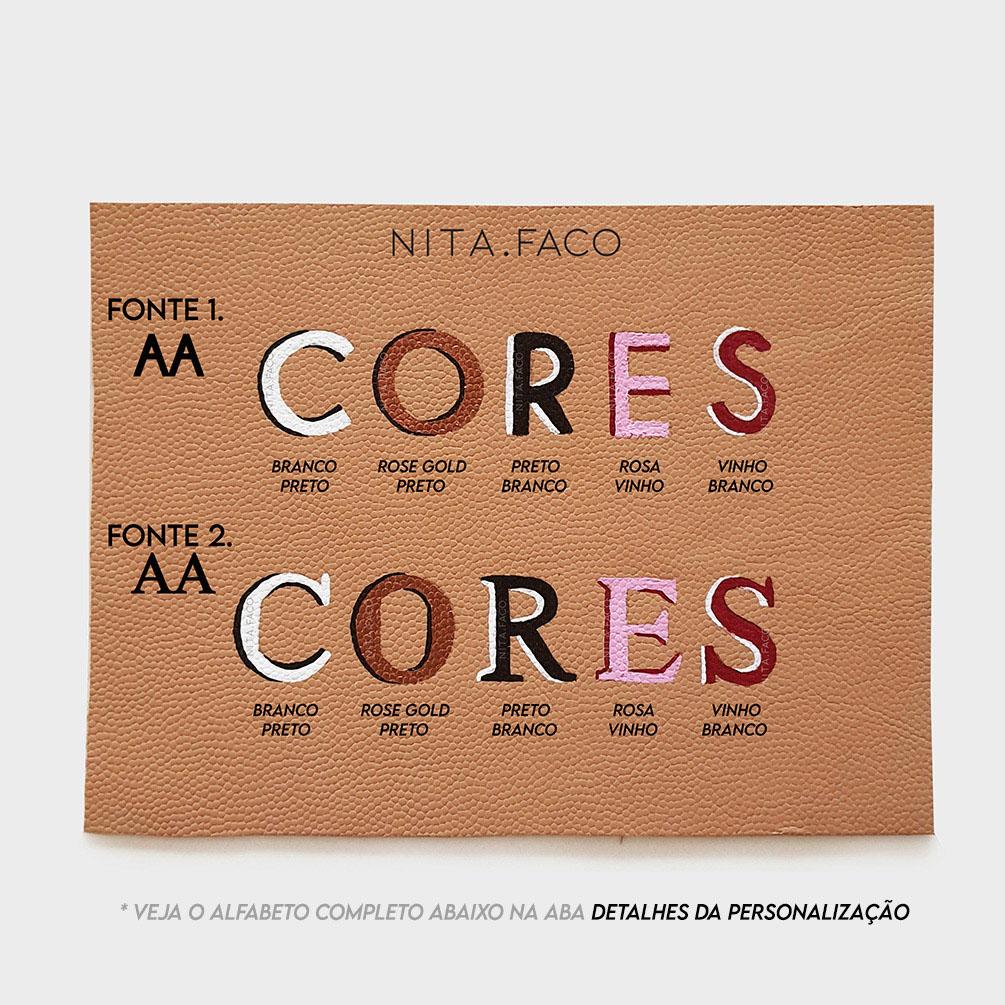 Bolsa de Couro Trento Midi Caramelo Toffee