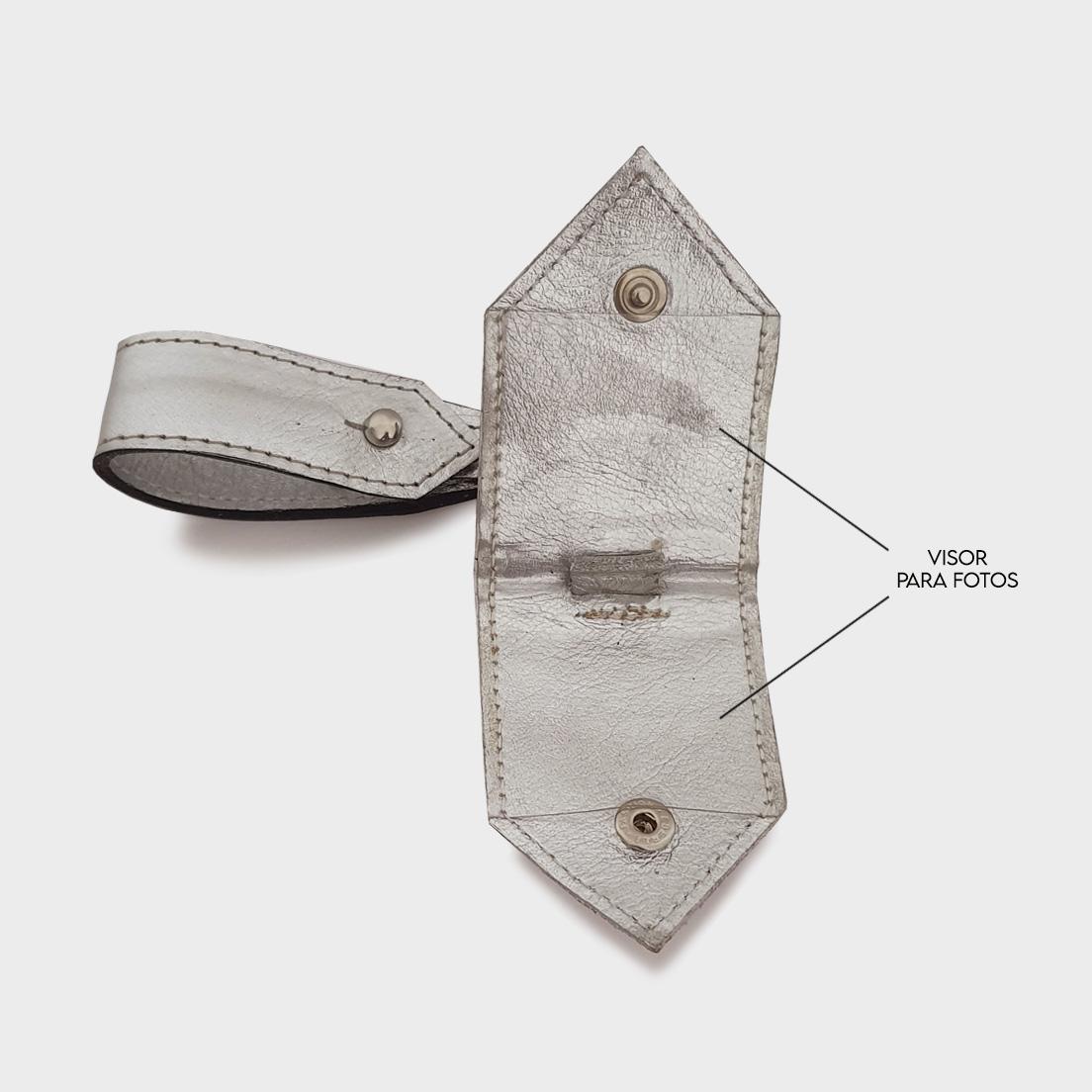 Bolsa | Mala de mão Cinza