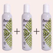 Kit Shampoo proteína de baobá - 3 unidades