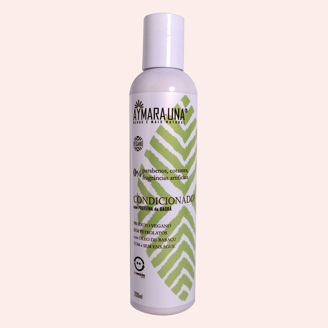 CONDICIONADOR A-UNA - com Proteína de Baobá - 200ml