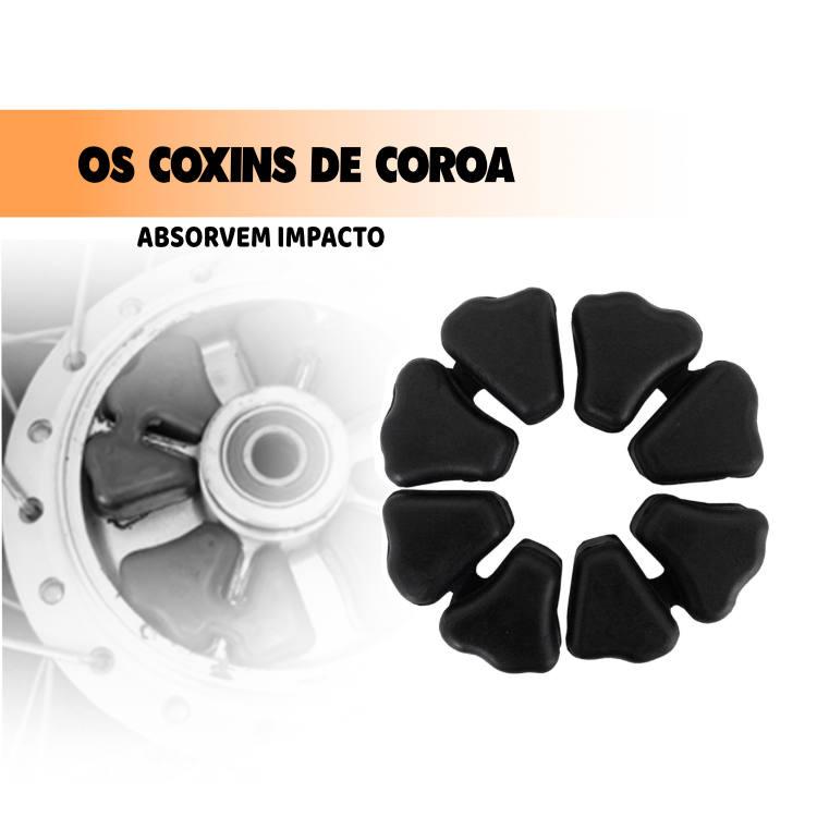 Coxim Roda Traseira Titan 150/160 2004 A 2021