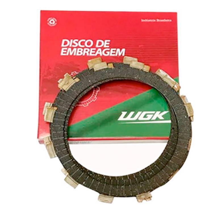 Disco de Embreagem Ti 150 /Fan 150 /Fan 125 09 Wgk