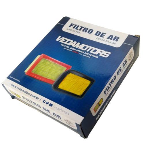 Filtro De Ar Titan 160/ Fan 160/ Titan 150  2014 S4V0210200089 Vedamotors