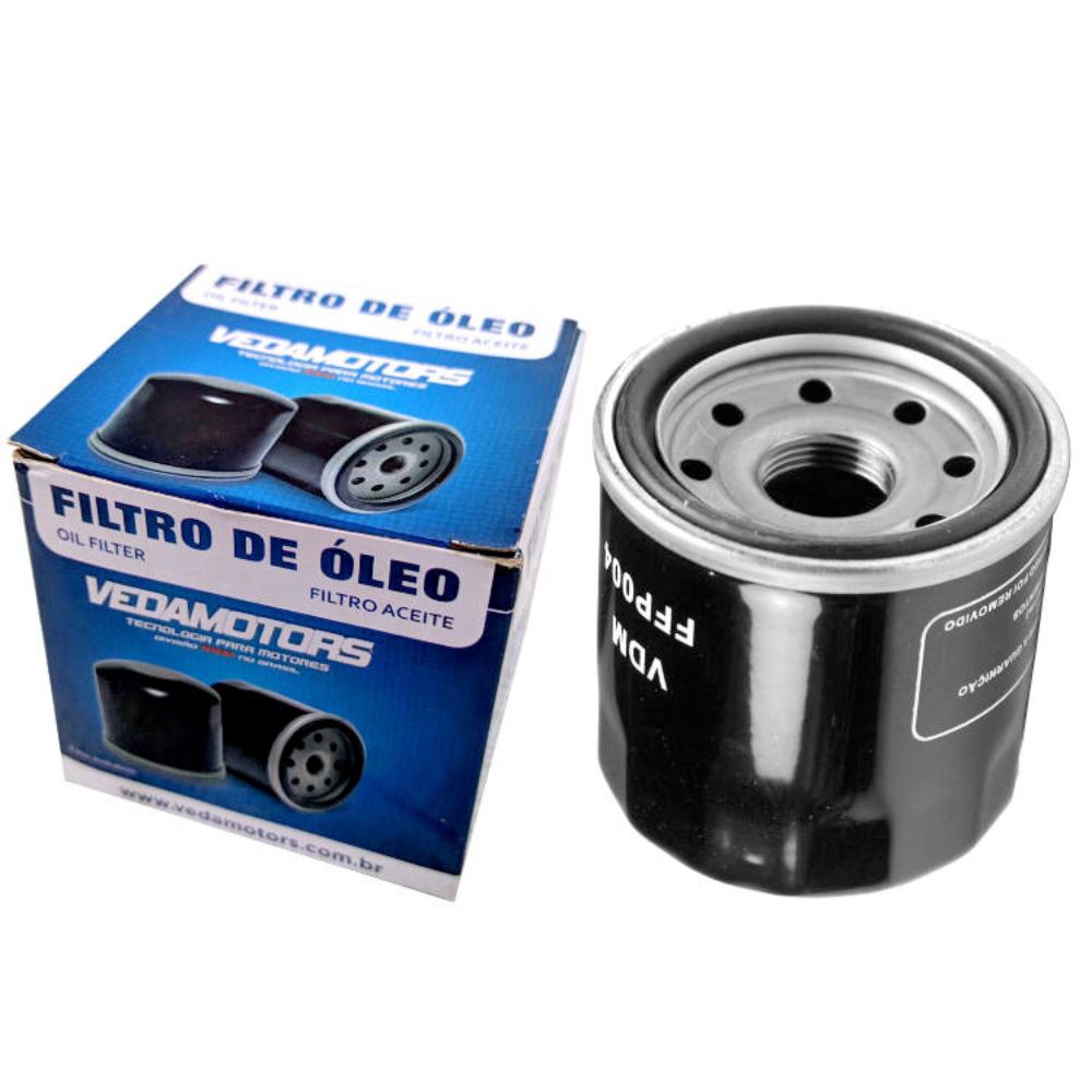 Kit Troca Oleo/Filtro Hornet 600/CBR 600F