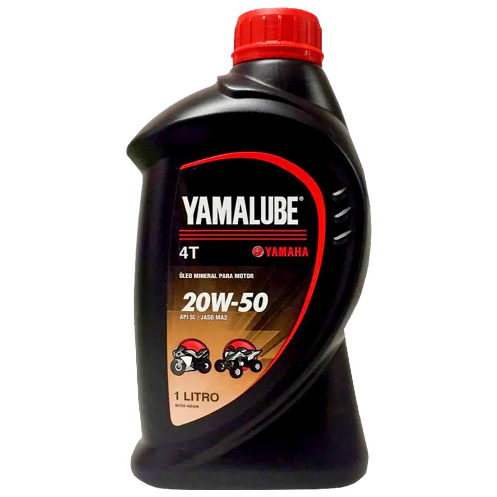 Óleo Yamalube 4T 20w-50