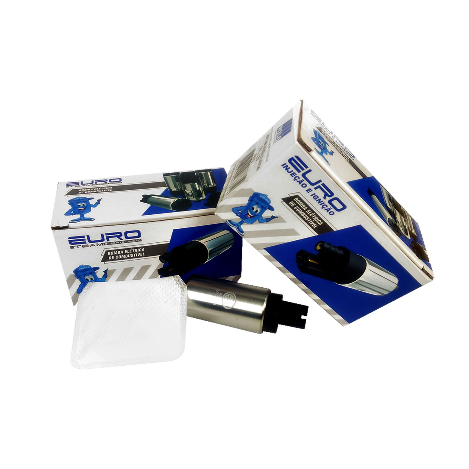 Refil Bomba De Combustível Titan/Fan 150/160 2014 à 2017 - Flex