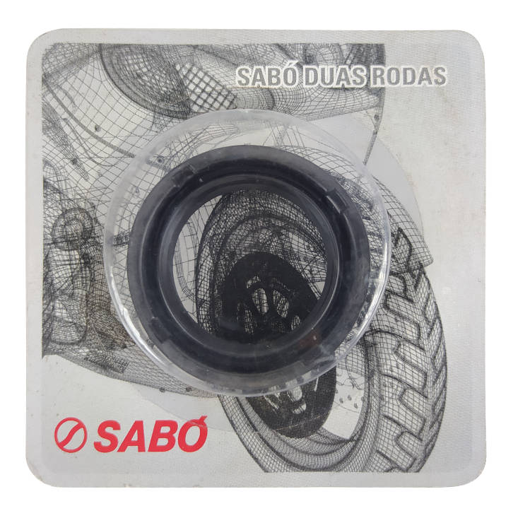 Retentor Bengala Ti 150-160/Fan 150-160/Nxr 125-150-160 Sabó
