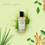430 - Shampoo Detox Balance Natural Vegano  Alcaçus e Algas Vermelhas  Twoone Onetwo 250ml