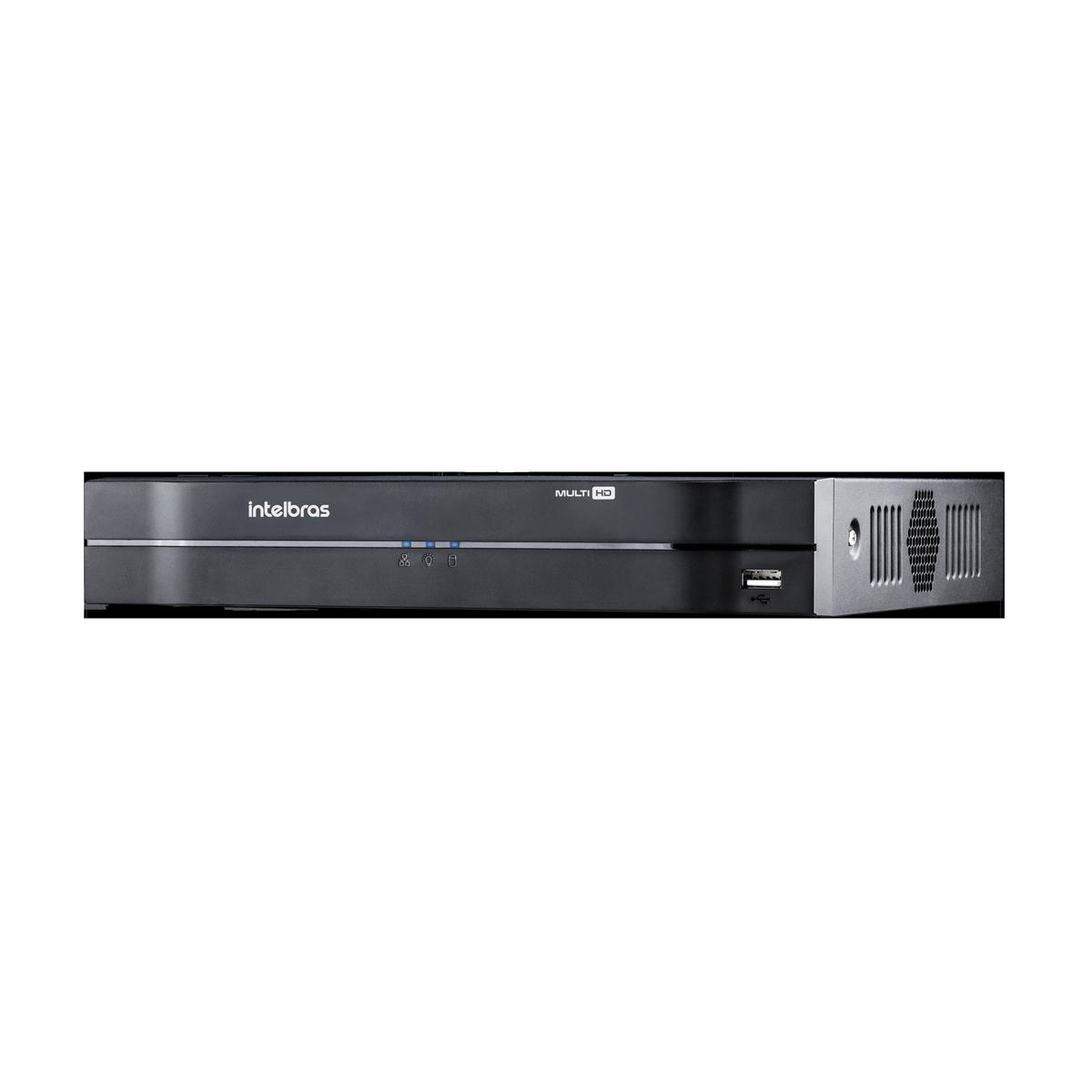 Gravador digital de vídeo 4 canais MHDX 1104