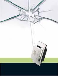 Sensor de quebra vidro Acustico