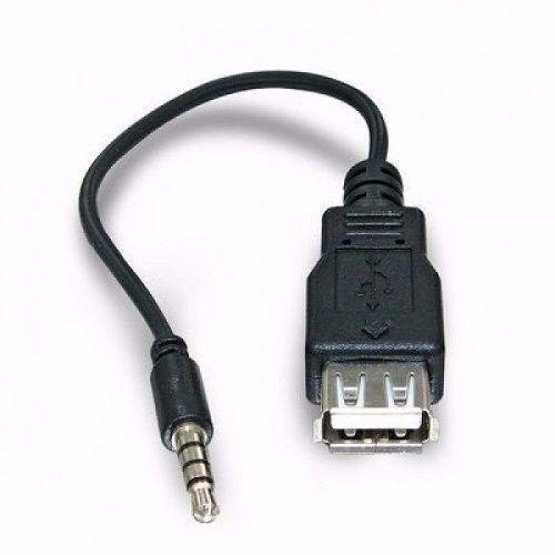CABO PLUG P2 PARA USB FÊMEA