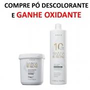 Kit Braé Compre 3 Pós descolorantes 500g e Ganhe 3 Ox 10 vol 900ml