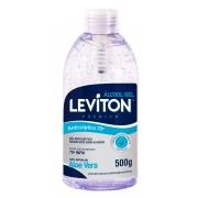 LEVITON ALCOOL EM GEL A 70% INPM - USO GERAL - 500G