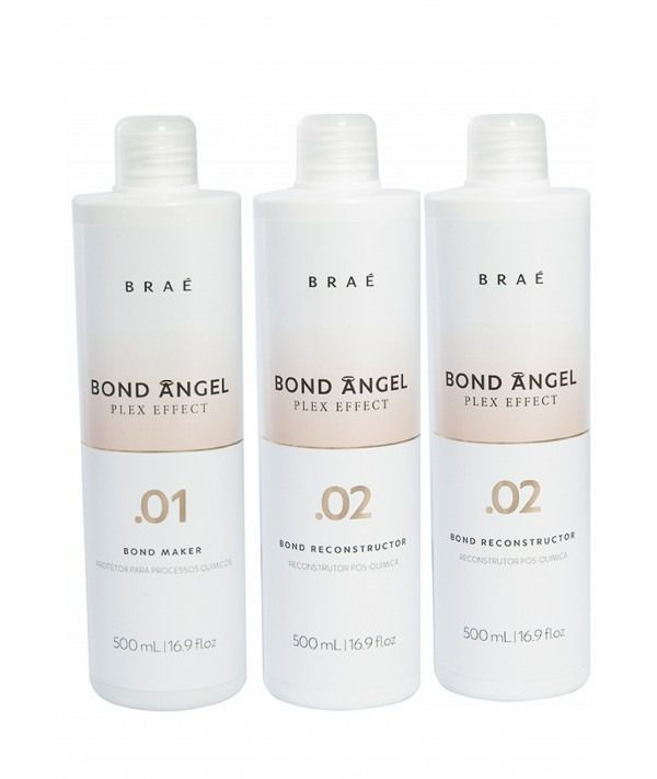 BRAE BOND ANGEL - KIT  (2 PASSOS) 500 ML
