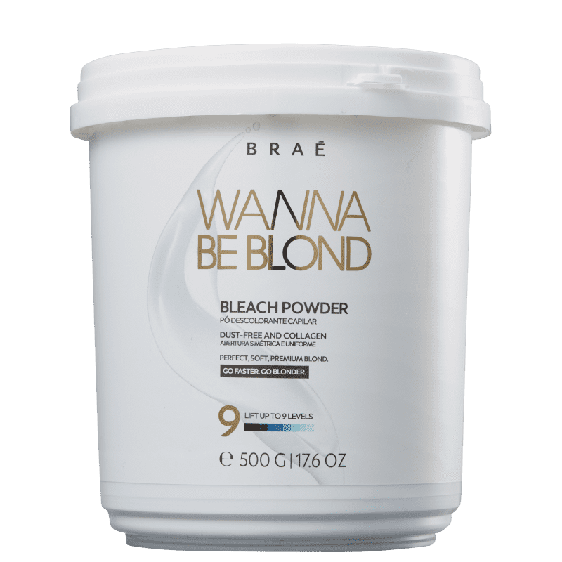 BRAE PO DESCOLORANTE WANNA BE BLOND 500G