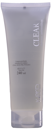 CLEAR SHAMPOO 240 ML
