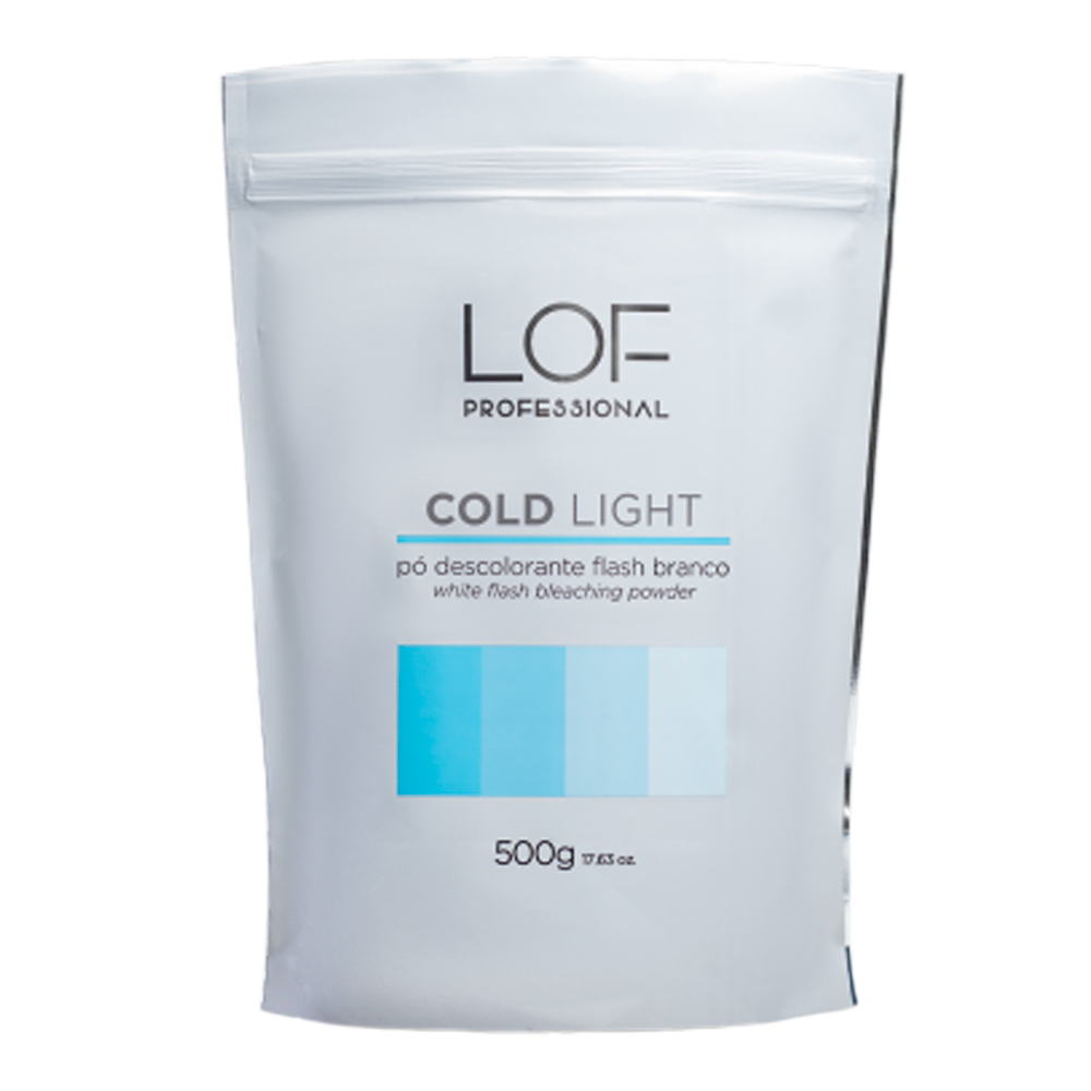 KIT LOF COLD LIGHT - COMPRE PÓ DESCOLORANTE 500G E GANHE OX DE 30 VOL