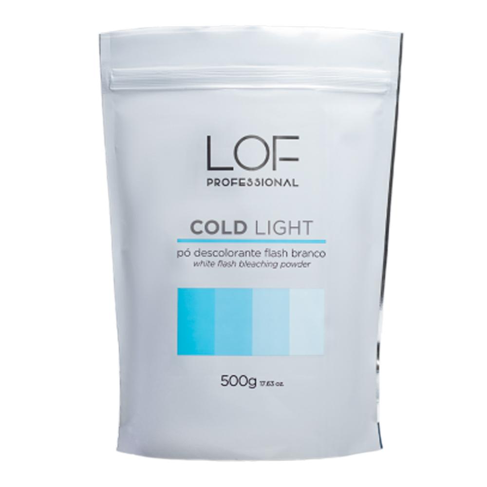 KIT LOF COLD LIGHT - COMPRE PÓ DESCOLORANTE 500G E GANHE OX DE 20 VOL