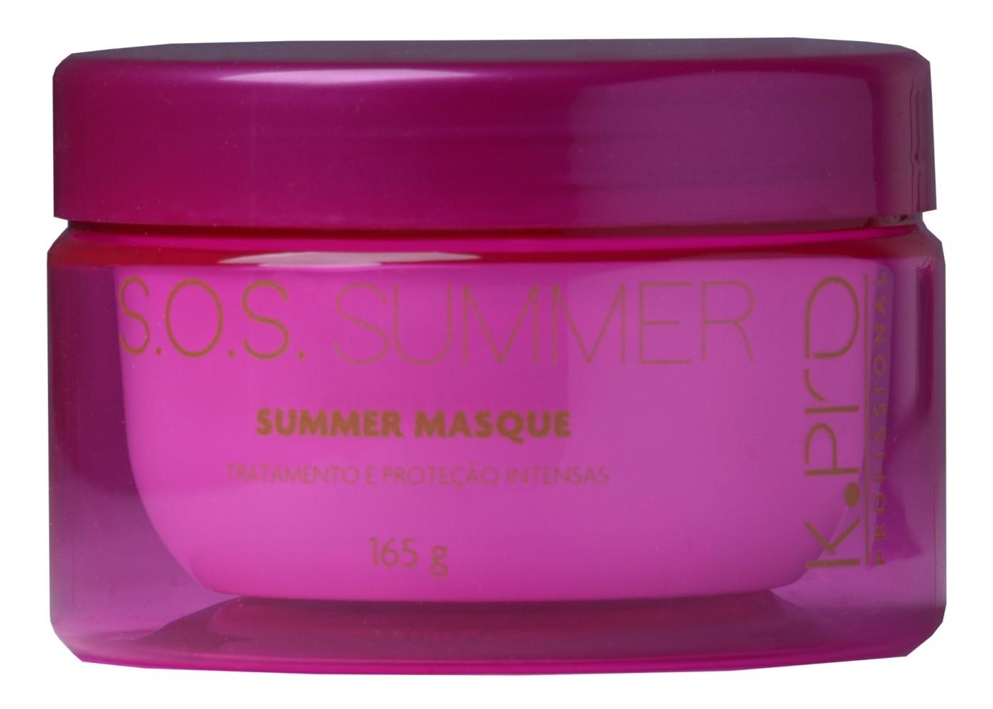 SOS SUMMER MASQUE 165 G