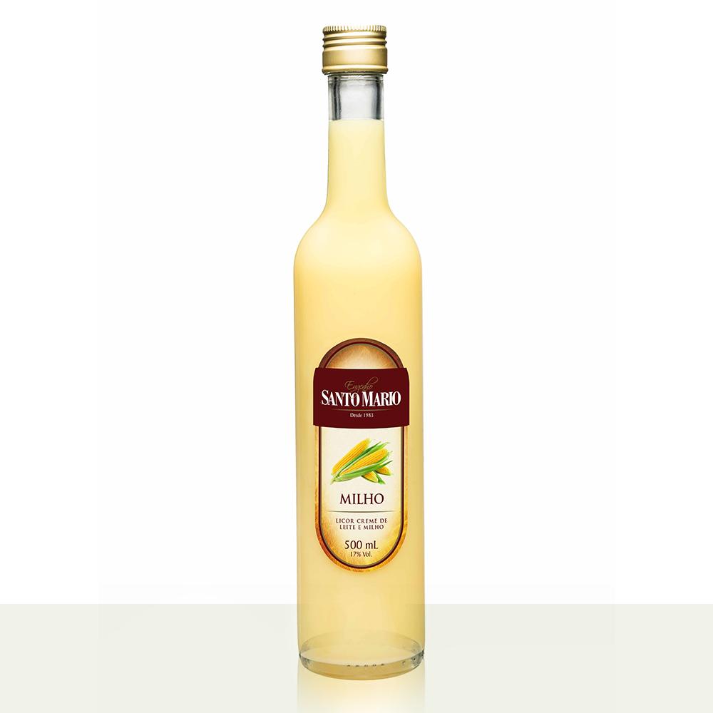 Licor de Milho Verde 500 mL
