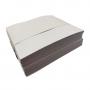 Bloco Anotação 100x110 com 500fls Branco  Gráfica Comercial
