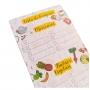 Bloco Imã Lista de Compras com 50fls  Win Paper