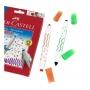 Canetinha Hidrocor 10 Cores Super Duo – Faber Castell