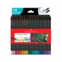 Lápis de Cor 100 Cores Eco Super Soft  Faber Castell