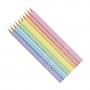 Lápis de Cor 10 Cores Pasteis – Faber Castell