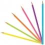 Lápis de Cor 12 Cores + 06 Cores Neon – Faber Castell