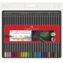 Lápis de Cor 24 Cores Eco Super Soft – Faber Castell