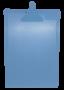 Prancheta Ofício Dellocolor - Dello