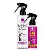 Higienizador de Pelos e Patas para Gatos Gateza Cosmética