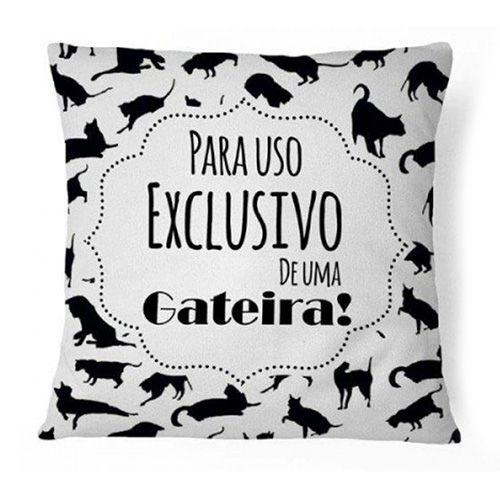 Almofada Gato Gateira