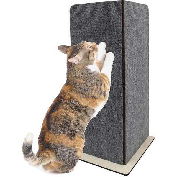 Arranhador Gato Protetor Canto de Sofá Gateza 2 Unidades