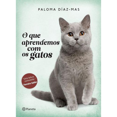 Livro - O que aprendemos com os gatos
