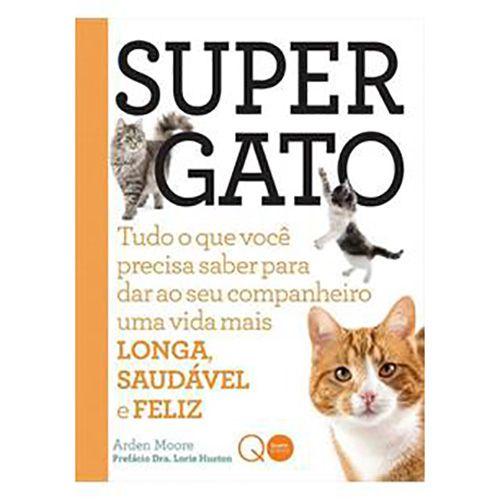 Livro - SUPER GATO