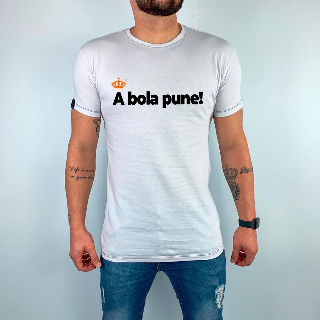Camiseta A bola pune
