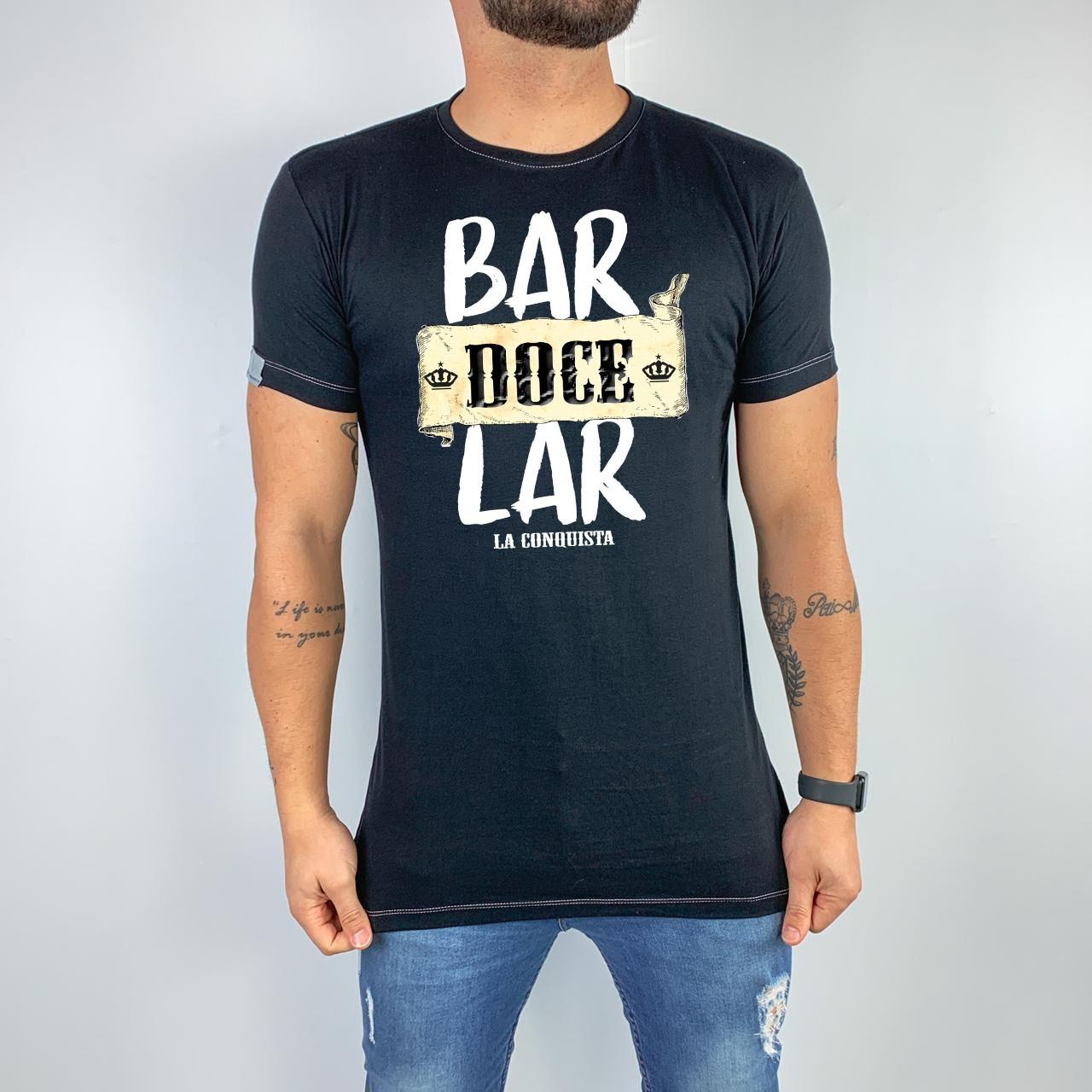 Camiseta Bar doce lar