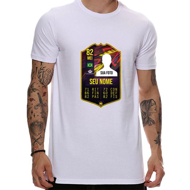 Camiseta Card Fifa
