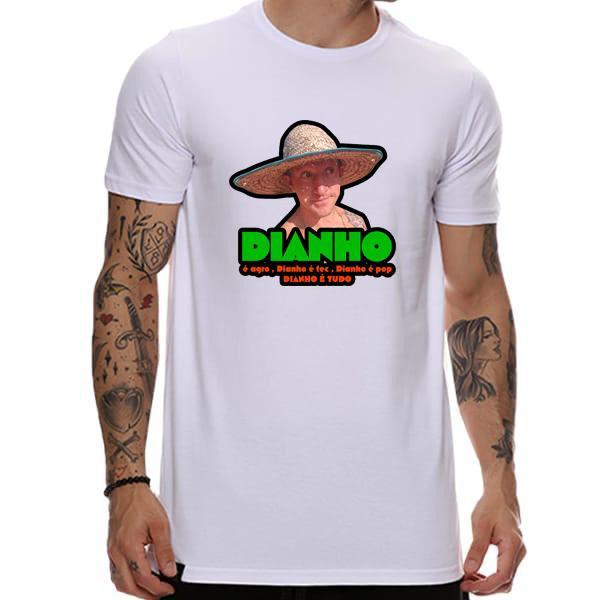 Camiseta Dianho é tudo