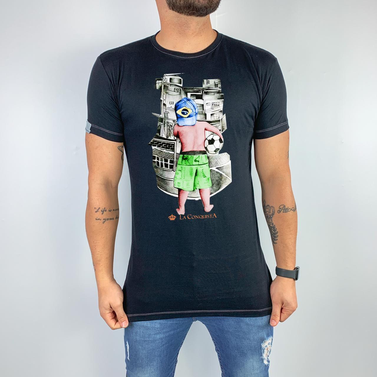 Camiseta Favela