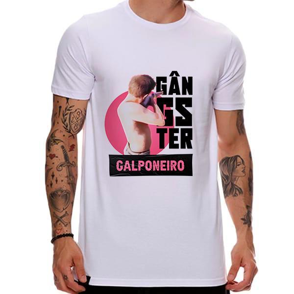 Camiseta Gangster galponeiro