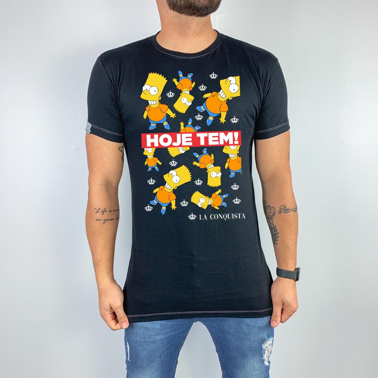 Camiseta Hoje tem (WS)