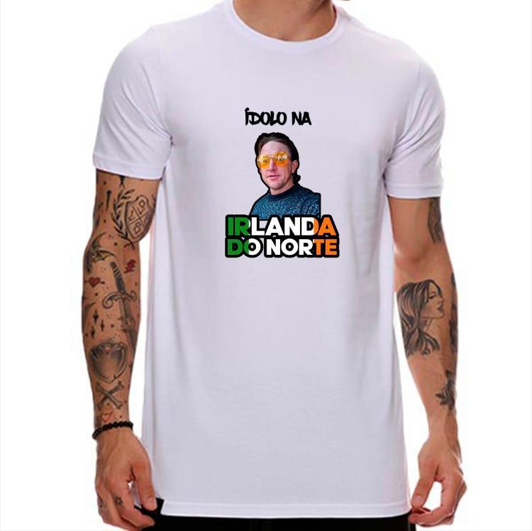 Camiseta Ídolo