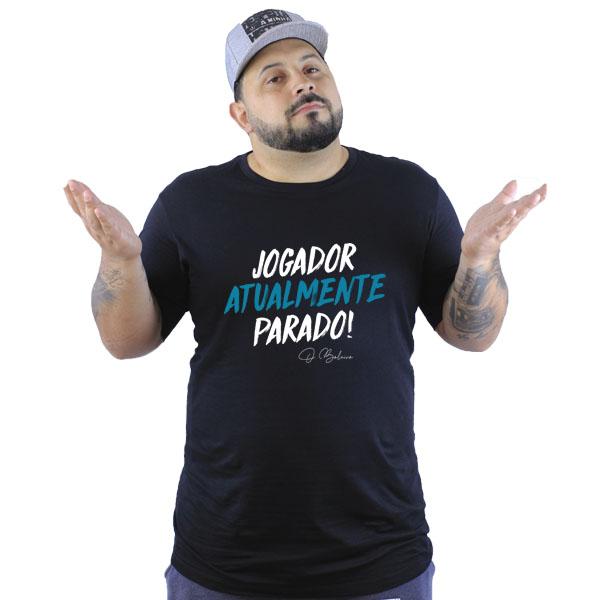 Camiseta Jogador atualmente parado - O Boleiro