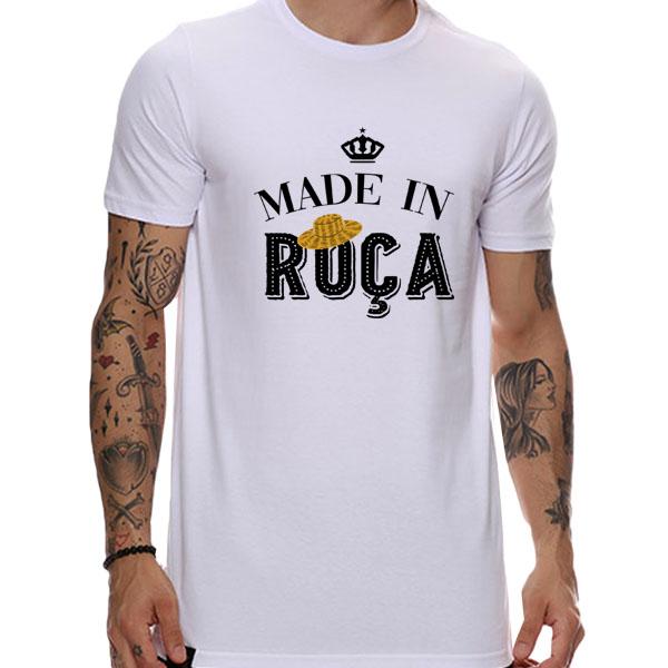 Camiseta Made in Roça